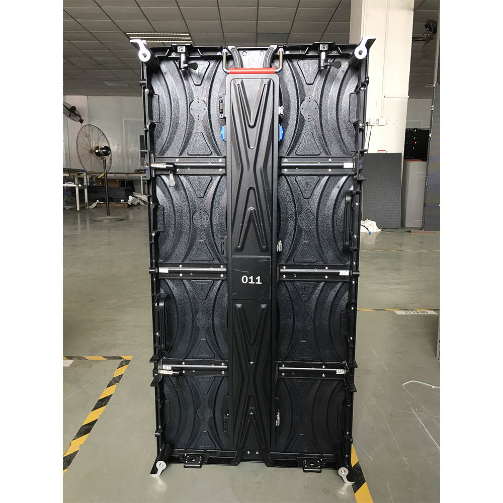 P3.91 Cheap Cost 500x1000mm Panel Stage Led Display for Indoor Rent