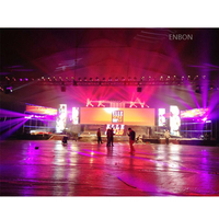 P10 High Brightness Outdoor Portable LED Display with 640x640mm Panel