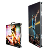P4.8 High Quality 500*1000mm die-cast cabinet Event LED Video Screen for stage video lighting effect