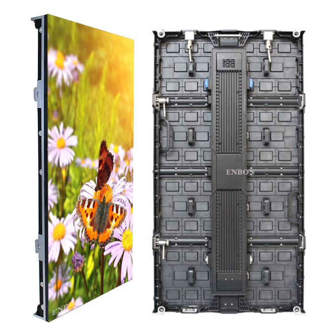 P5.68 Indoor Novastar System Rental LED Display Panel