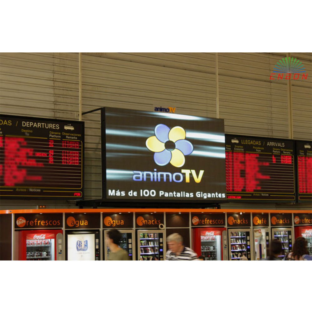 P6 High Contrast And High Refresh Display Screen SMD3528 Indoor LED Video Wall for Stage , Broadcasting Or Cinema