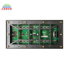 P8 Nationstar LED SMD3535 RGB outdoor LED screen module with 256mmx128mm led display board