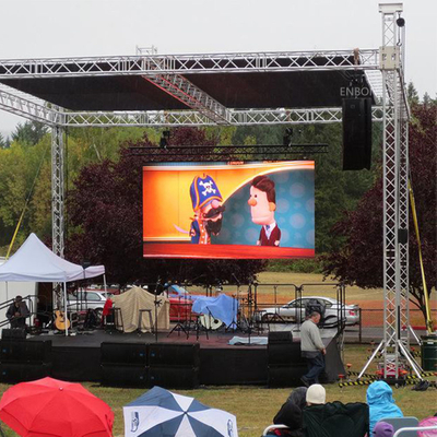 P4.81 Hot Selling Outdoor 500x500MM Rental Led Display for Rent