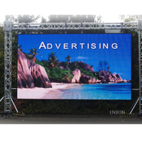 P8 Outdoor Indoor 640*640mm Large Advertising LED Display Screen for Events