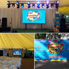 P6.25 Low Cost Outdoor Led Screen for Rental ( 500x500mm, 500x1000mm )