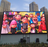 P5 Outdoor 960x960mm HD Advertising LED Display Large Digital Billboard for Pillars , Building Wall