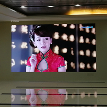 Golden Ratio Panel Front Service P1.56 Led Video Screen for Wall Installation