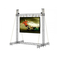 Hanging Truss Structure for Rental Led Video Wall Screen